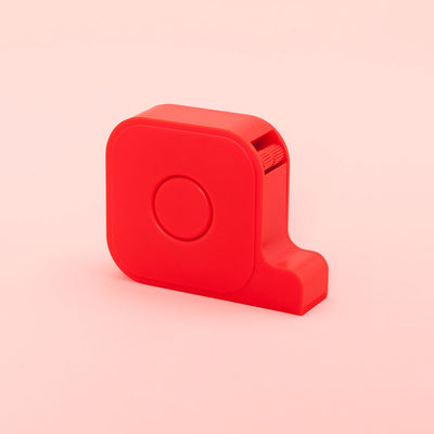 Tape - Tape Cutter - Red