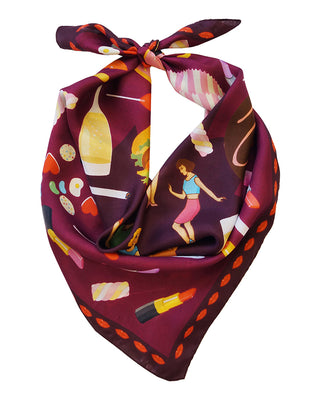 guilty pleasures scarf
