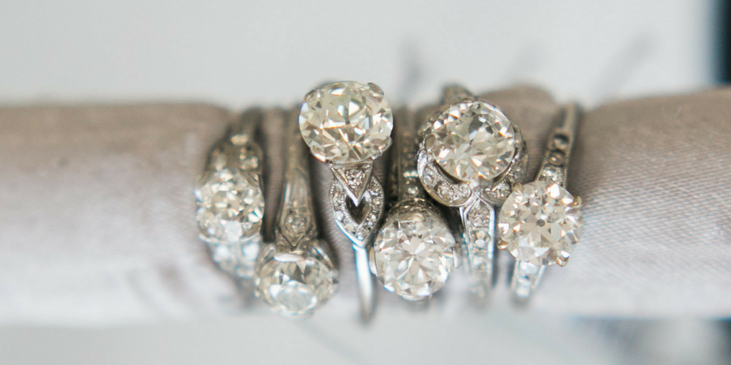 How To Buy Antique Diamond Rings Guide Victor Barbone Jewelry