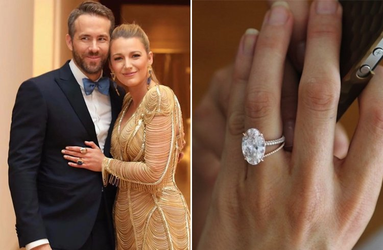 Blake Lively Engagement Ring | Victor Barbone – Victor Barbone Jewelry
