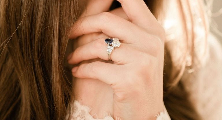Best Engagement Rings For Small Fingers Victor Barbone Victor Barbone Jewelry