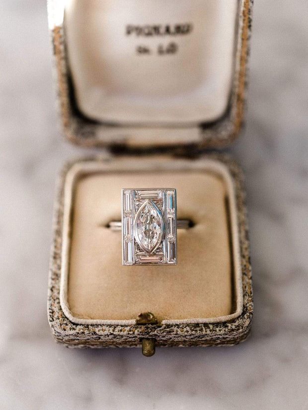 0.82ct marquise diamond