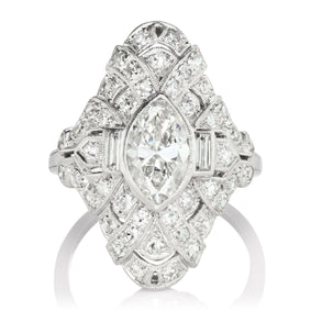 1.15ct Marquise Diamond