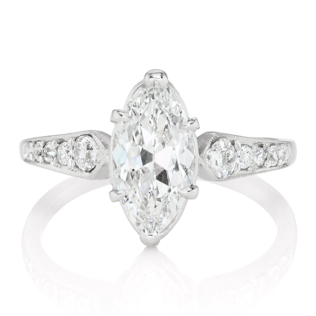 1.16ct Marquise Diamond