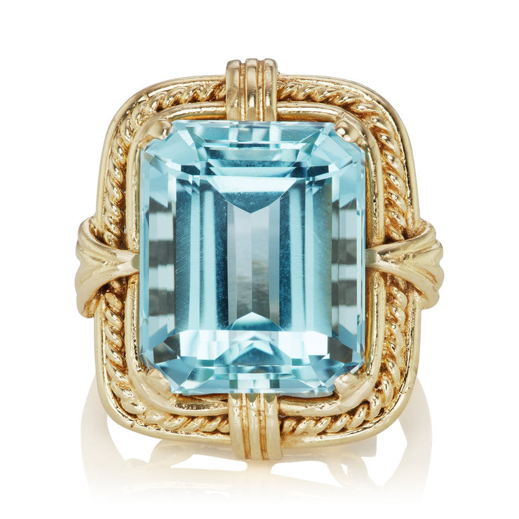 14.57ct Aquamarine