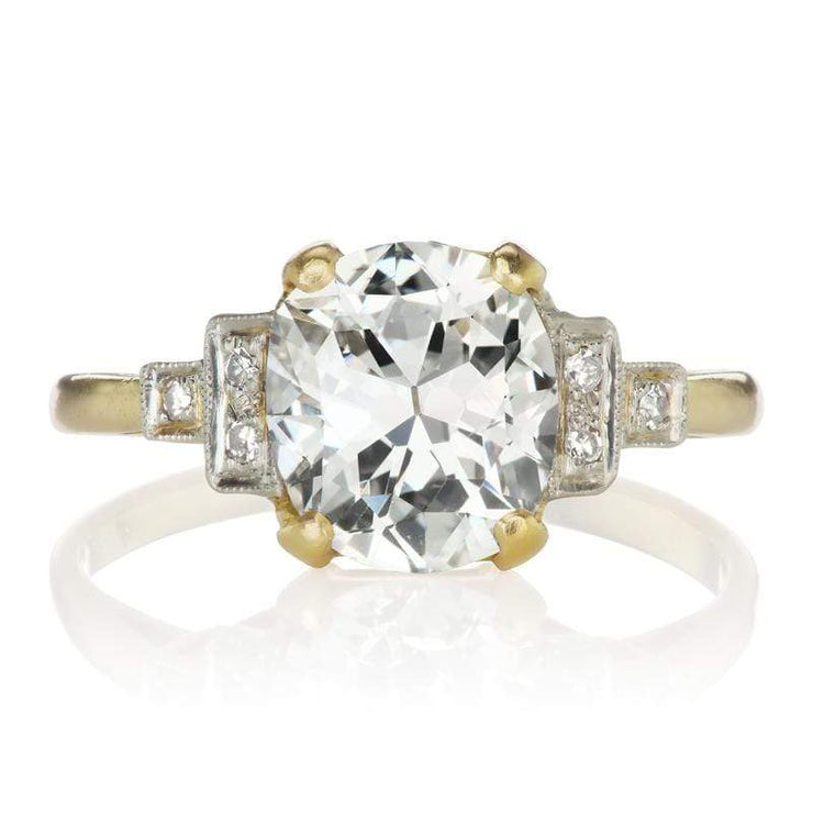 2.23ct Jubilee Cushion diamond