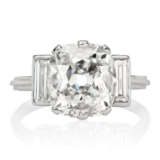 2.49ct old mine cut diamond