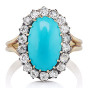 4.43ct Cabachon Turquoise
