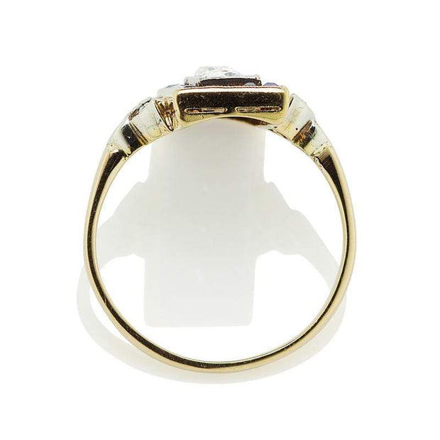 Edwardian Cocktail Ring