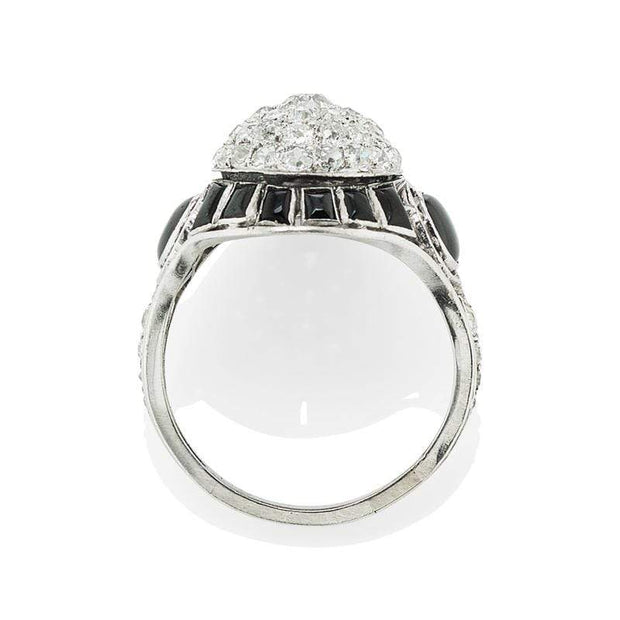French Cocktail ring