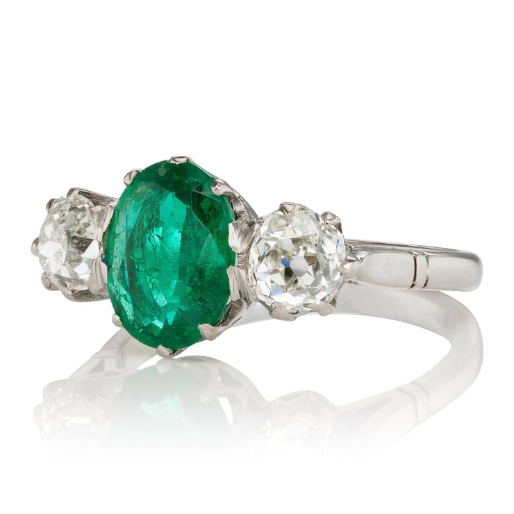 Oval Emerald