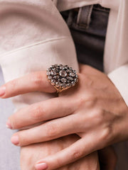 Victorian Cocktail Ring
