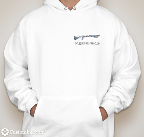 Medium Heavyweight Pullover Hoodie