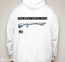 Large Heavyweight Pullover Hoodie