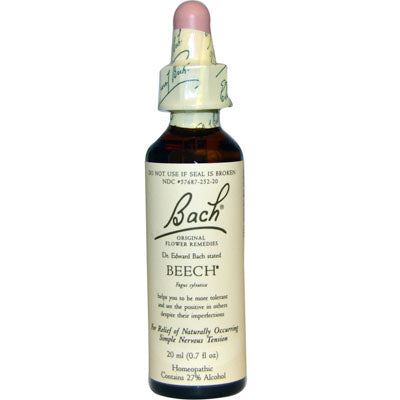 Bach Flower Remedy - Beech