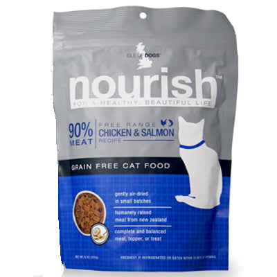 Nourish Free Range Chicken & Salmon for Cats