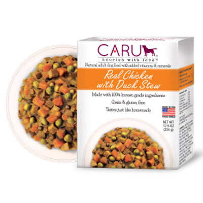 Caru Chicken & Duck Stew for Dogs