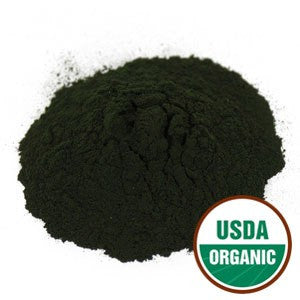 Starwest Botanicals Organic Chlorella Powder Cracked