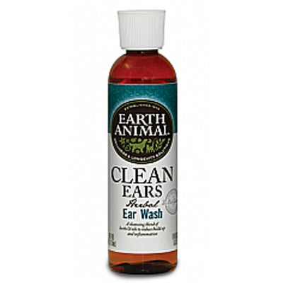 Earth Animal Clean Ears - Herbal Ear Wash