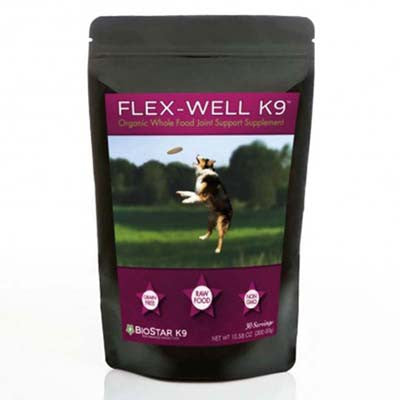 BioStar Flex-Well K9: Canine Joint Health Supplement