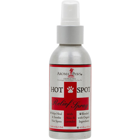 Aroma Paws Hot Spot Relief Spray