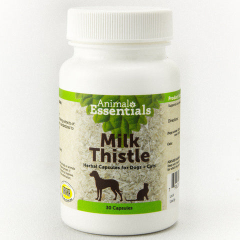Animal Essentials Milk Thistle