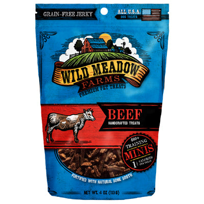 Wild Meadow Farms Fortified Beef Minis