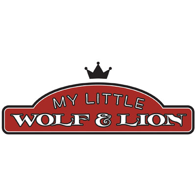 My Little Wolf & Lion
