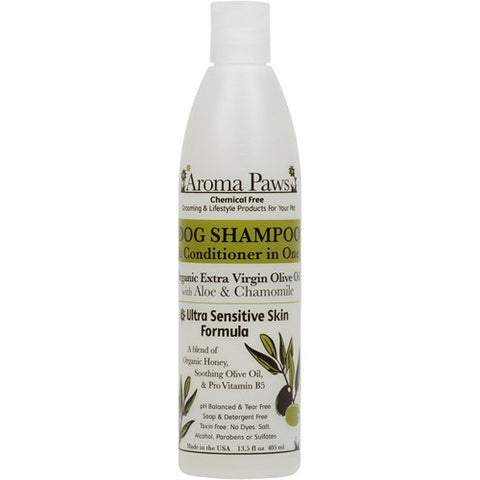 Aroma Paws Organic Extra Virgin Olive Oil
