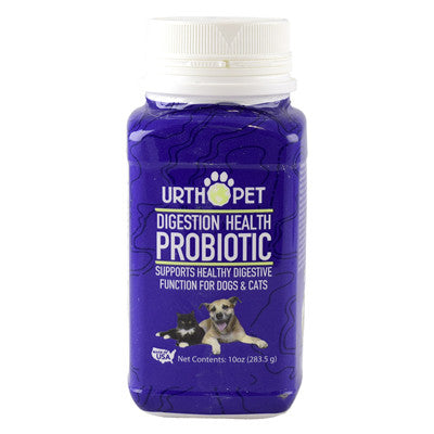 UrthPet Digestion Health Probiotic