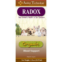 Amber Technology Radox