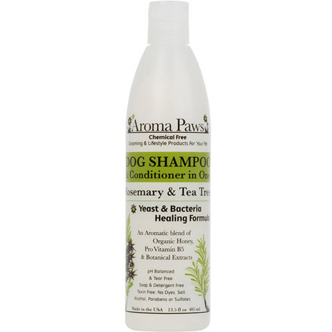 Aroma Paws Rosemary Tea Tree