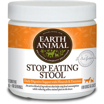 Earth Animal Stop Eating Stool