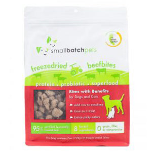 Small Batch Freeze Dried Beef Bites