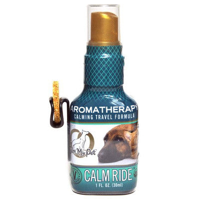 Calm Ride: Essential Oils for Pets