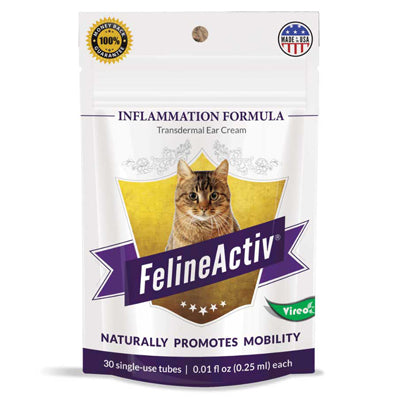 Vireo Feline Activ Transdermal Ear Cream
