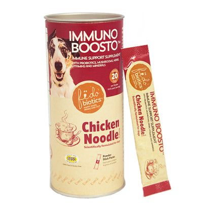 FidoBiotics Immuno Boosto - Chicken Noodle
