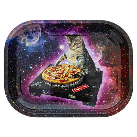 Space DJ Rolling Tray