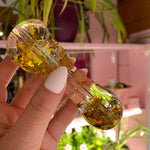 Liquid Leaf Glitter Pipe