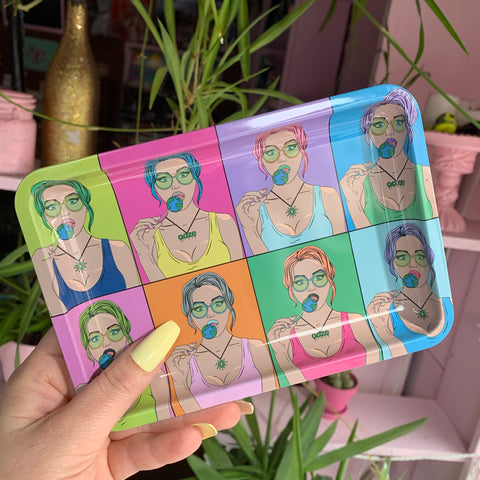 Ooze Candy Shop Rolling Tray