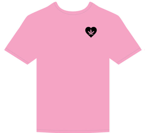 Pink Pirate Girl Tshirt