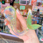 Mermaid Tail Pipe