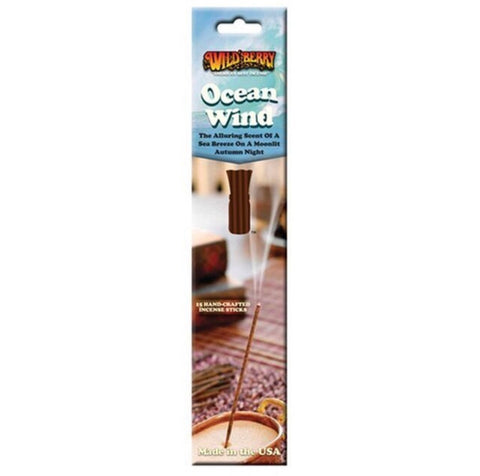 Ocean Wind Incense