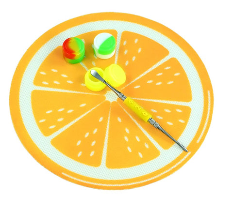 Lemon Non-Stick Mat