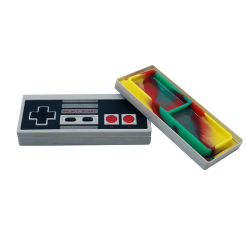 Video Game Controller Silicone Concentrate Case