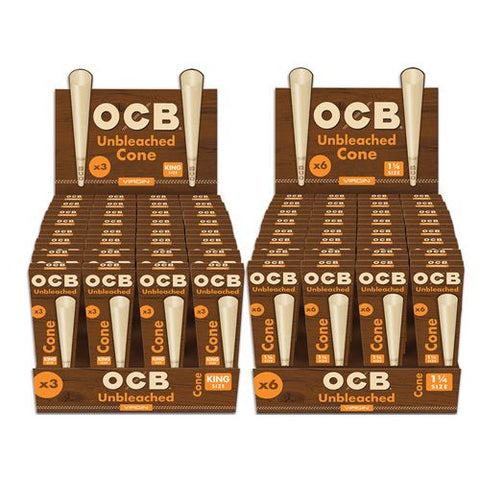 OCB Virgin Cones