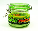 Sour Diesel Stash Jar