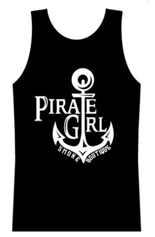 Pirate Girl Tank Top