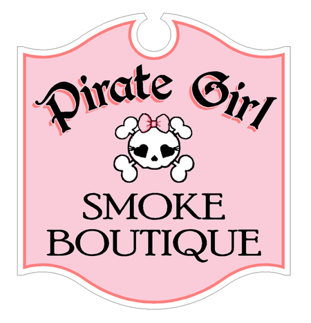 Pirate Girl Smoke Boutique