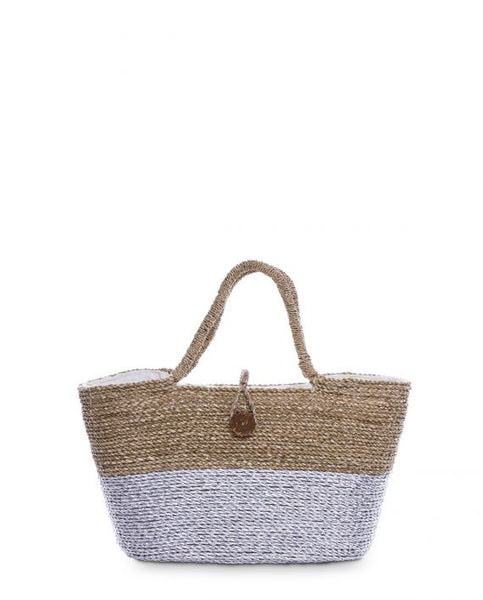 BALI HOLIDAY BASKET SILVER